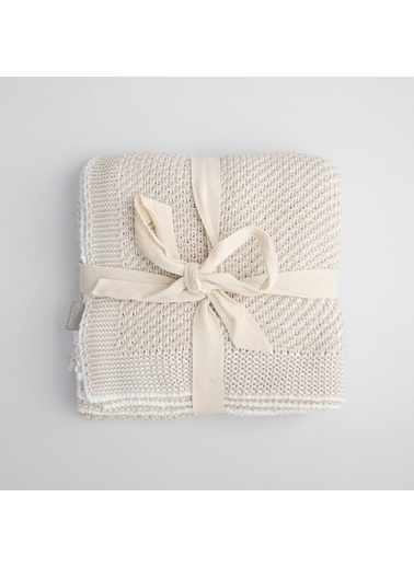 Chakra Battaniye Beyaz